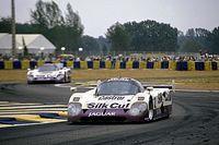Cómo Salazar fue bajado del Jaguar ganador en Le Mans '90
