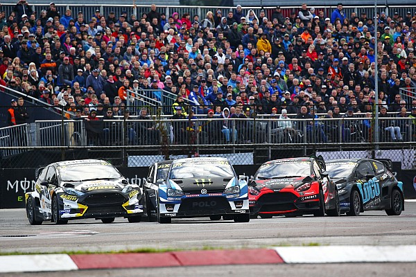 World Rallycross Breaking news FIA reveals details about World RX electric switch