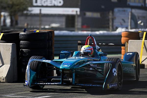 Turvey volvió a quedar al frente en el final de las pruebas en Valencia