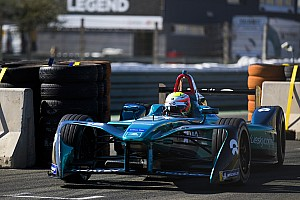 Formula E Test Turvey torna al comando nell'ultima giornata di test a Valencia