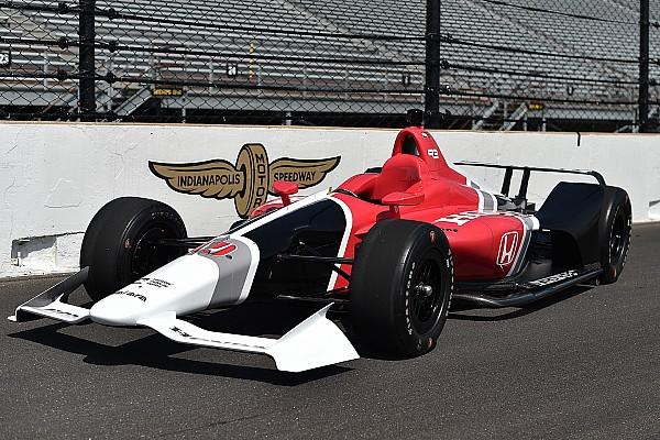 IndyCar IndyCar'ın 2018 aracı görücüye çıktı