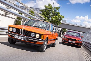 Automotive News Tradition trifft Moderne bei Editionsmodellen des 3er-BMW