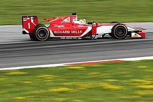 FIA F2 Репортаж з практики Ф2 у Шпільберзі: Леклер виграв вільну практику