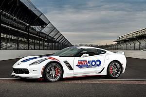 IndyCar Top List Galería: el Corvette que hará de 'pace car' en las 500 Millas de Indianápolis