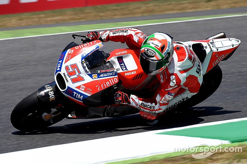 Ducati confirma Pirro como wildcard para GP de San Marino