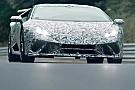 Auto Vidéo - La Lamborghini Huracan sur le Nürburgring