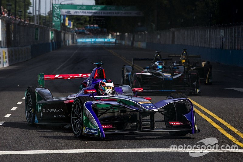 DS set to be Formula E manufacturer in season five