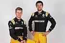Így mutat a Renault legújabb F1-es versenyzői szerelése