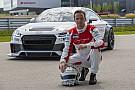 Toerwagens: overig Van der Garde racet in Audi TT Cup op Zandvoort: