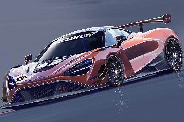 GT Breaking news McLaren to introduce new 720S GT3 in 2019