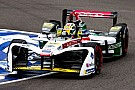 Formula E Audi's Muller sets lap record in Formula E rookie test