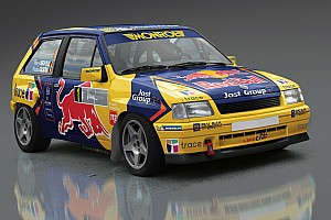 Vintage Breaking news Neuville to drive Opel Corsa from rally debut in Belgian event