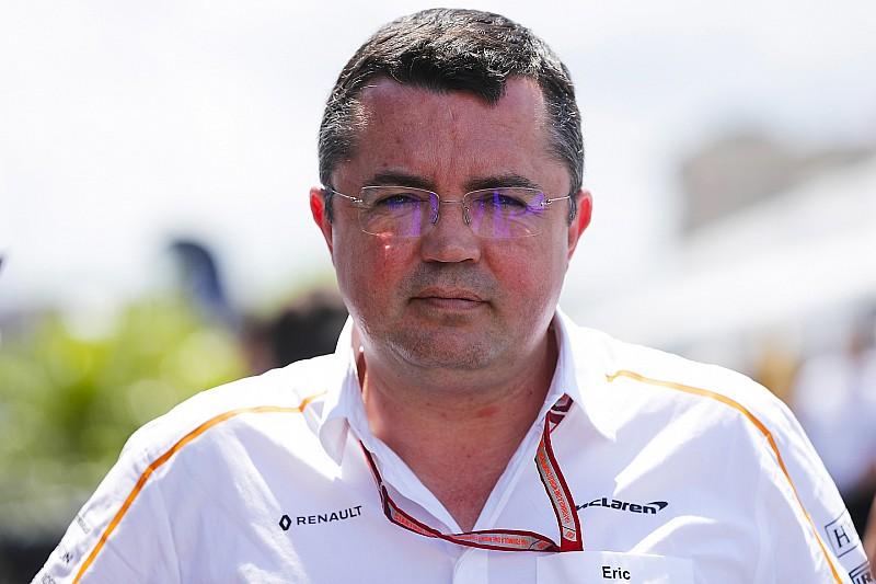 Boullier hengkang dari tim McLaren F1