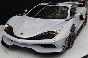 Auto Actualités Aria Group présente une hypercar de 1160 chevaux!