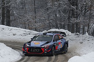 WRC Son dakika Hyundai, Monte Carlo'nun ardından panik yapmamalı