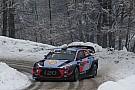 У Hyundai закликали не панікувати після поразки на Ралі Монте-Карло