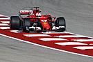 F1 2番手のベッテル、「思っていた以上にPPに近づけた」と結果に満足
