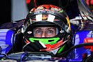 Formule 1 Hartley ne sait
