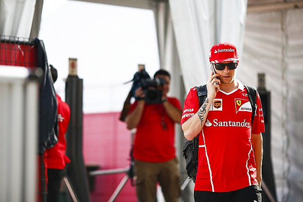 Formula 1 Breaking news Raikkonen: I don't care what others think of my driving