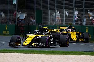 Hülkenberg et Sainz facilitent le développement de Renault