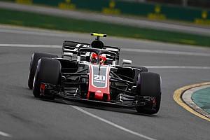 Haas rivelazione: la terza fila conferma le qualità della VF-18