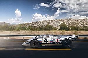 Auto Actualités Une Porsche 917 homologuée pour la route!