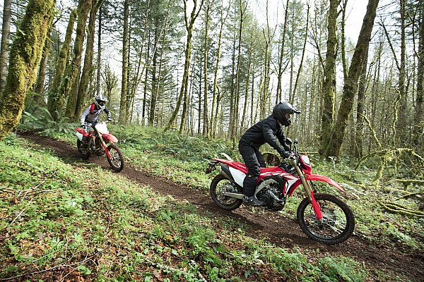 Other bike Breaking news Winds of change blow on Honda's performance CRF lineup