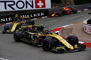 Formule 1 Réactions Deux Renault dans les points mais un Sainz très amer