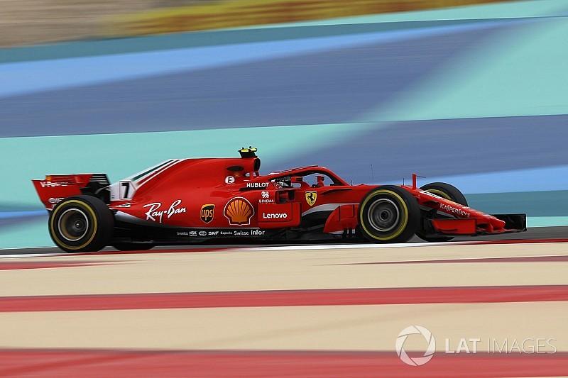 Bahrain, Libere 2: Raikkonen nella notte, splendono le due Ferrari!