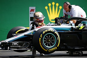 Formula 1 Top List British GP: Starting grid in pictures