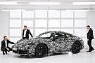 Auto Porsche donne des infos sur sa nouvelle 911