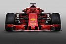 فورمولا 1 معرض الصور: سيارة فيراري 2018