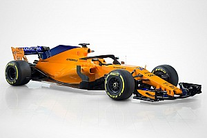 McLaren presentó el MCL33 para la temporada 2018