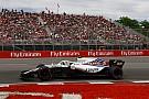 Formule 1 Williams hoopt op verbetering voor zomerstop