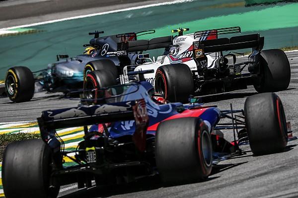 Формула 1 Стратегический анализ Джеймса Аллена: Гран При Бразилии