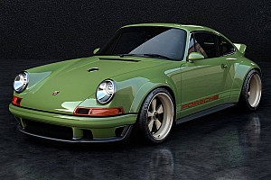 Automotive Breaking news Singer and Williams reveal lightweight classic Porsche 911 restoration with 500bhp