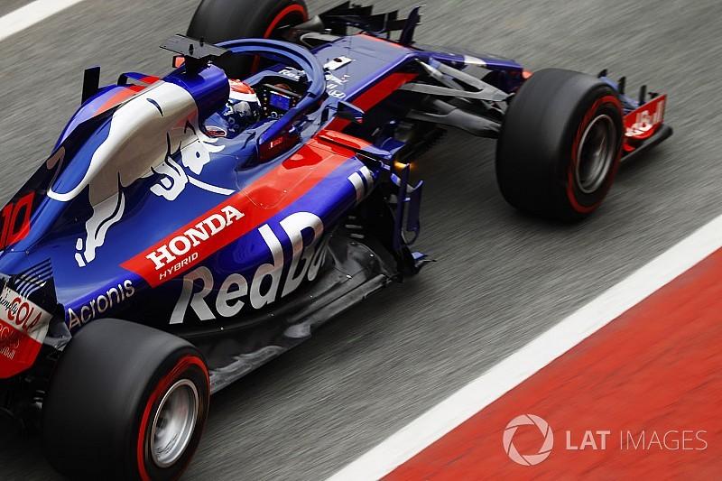 Débat F1 2018 - Des points pour Toro Rosso-Honda à Melbourne?