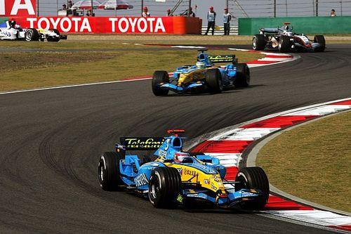 Sucedió un 16 de octubre: Renault gana el título de constructores