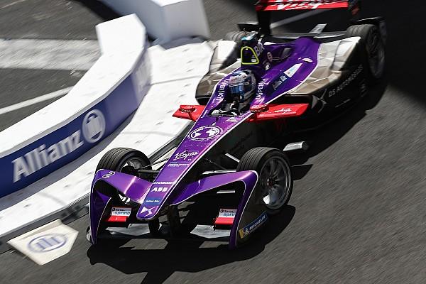 Formula E Bird nyerte a római ePrix zúzdáját, a bajnoki éllovas Vergne szépet mentett
