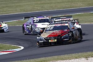 DTM Race report Lausitz DTM: Mortara wins, Rast suffers massive accident