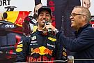 Holland nyelvlecke Ricciardóval, őrjöngés Verstappenért
