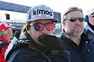 Formula 1 Brown: Alonso asla
