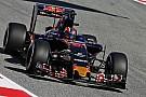 La reorganización de Toro Rosso fue para ayudar a Kvyat - Tost