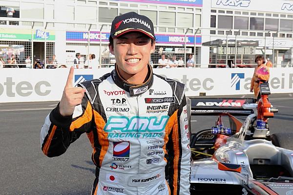 Toyota возьмет в Ле-Ман чемпиона Суперформулы