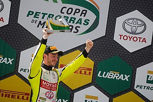 Brasileiro de Marcas Relato da corrida Casagrande aproveita Safety Car e vence corrida 1 do Marcas