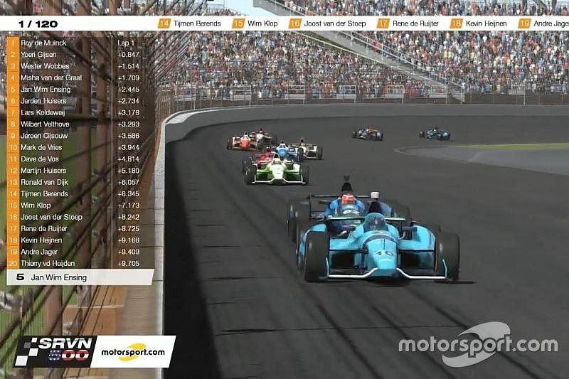 Motorsport.com ondersteunt opnieuw SRVN IndyCar-kampioenschap