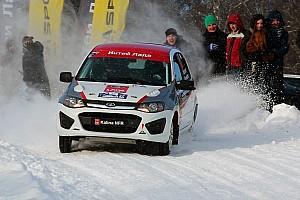 РАЛЛИ Отчет о гонке Ралли Яккима завершилось победой экипажа на Lada