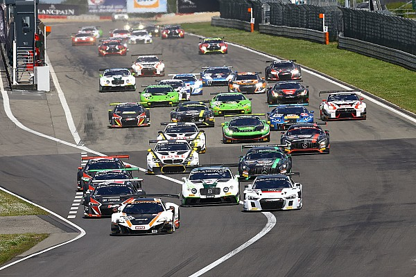GT Calendar confirmed for Blancpain Asia series