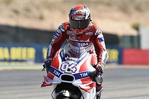MotoGP Interview Dovizioso Q&A: