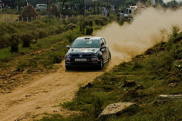 Indian Rally Race report Rally de North: Rao and Kumar wins INRC & IRC classes